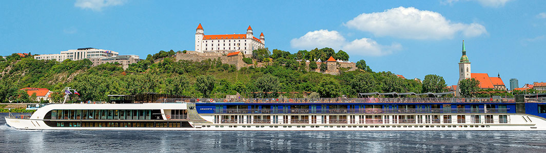 Danube River Cruise Biking Trip